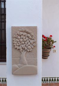 Wall plaque Spain